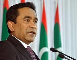 Tổng thống Maldives đánh giá cao quan hệ hợp tác với Việt Nam