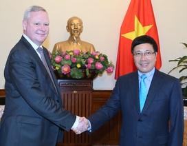Thứ trưởng Ngoại giao Nga thăm làm việc tại Việt Nam