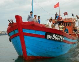 Thực hiện bảo hộ cần thiết với 33 ngư dân bị Brunei bắt giữ