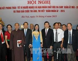 Chủ tịch nước kêu gọi tích cực giúp đỡ, ủng hộ người nghèo