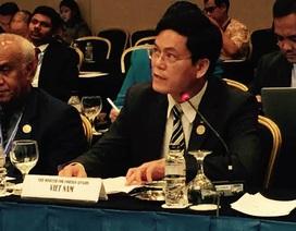 Việt Nam kêu gọi hợp tác ứng phó với đe dọa an ninh hàng hải