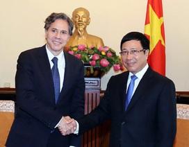 Thứ trưởng Ngoại giao Mỹ khẳng định sự ủng hộ giữ gìn hòa bình Biển Đông