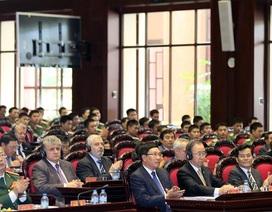 Công bố dự án xây dựng Trung tâm Gìn giữ hòa bình Việt Nam