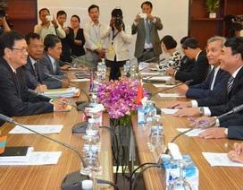 Việt Nam-Campuchia trao đổi thẳng thắn về vấn đề biên giới