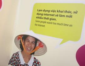 Triển lãm Internet với phụ nữ: Cơ hội và thay đổi