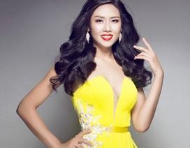 Nguyễn Thị Loan lên đường dự thi Hoa hậu Thế giới