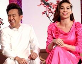 Trấn Thành, Hà Hồ khuấy động Lễ hội âm nhạc chào năm mới 2015
