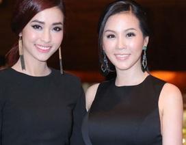 Hoa hậu Thu Hoài diện mốt mới nhất 2015 dự show Công Trí
