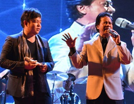 Quang Lê gọi danh ca Chế Linh là…bố trên sân khấu