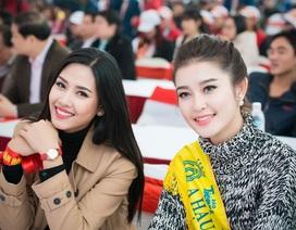 Á hậu Huyền My, Nguyễn Thị Loan rạng rỡ làm đại sứ Ngày hội hiến máu