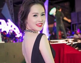 Á hậu Thái Như Ngọc khoe vẻ đẹp quyến rũ