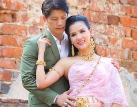Ngắm ảnh cưới tuyệt đẹp tại Thái Lan của Dustin Nguyễn và Bebe Phạm