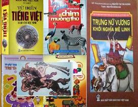 """Những vụ sách thiếu nhi khiến người lớn """"choáng váng"""""""