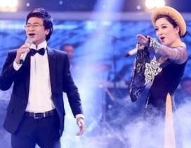 """Phạm Thu Hà, Hữu Kiên khiến khán giả """"nổi da gà"""" với """"Hồ trên núi"""""""