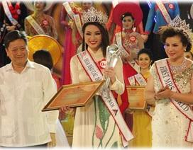 Xử phạt thí sinh vu khống cuộc thi Hoa hậu dân tộc 2013
