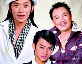 """Hoài Linh- Chí Tài """"quậy tưng"""" cùng Hoài Lâm trên sân khấu Hà Nội"""