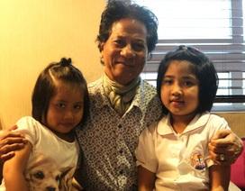 Danh ca Chế Linh mừng sinh nhật tuổi 73 tại Hà Nội