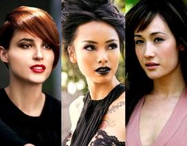 3 nhan sắc gốc Việt gây sốt trong phim bom tấn Hollywood