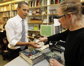 Đi nghỉ hè, Tổng thống Obama mang theo sách gì để đọc?