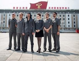 1.500 khán giả Triều Tiên bất ngờ đi xem nhạc rock