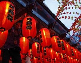 Hình ảnh lễ Rằm tháng 7 ở Việt Nam và các nước châu Á