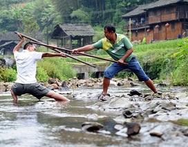 Câu chuyện về làng võ bỗng nổi tiếng vì... bị lộ