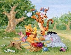 Gặp lại gấu Pooh và những người bạn ngoài đời thực