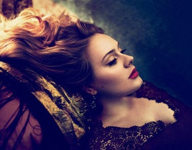 Tại sao diva Adele vẫn dùng... điện thoại nắp gập?