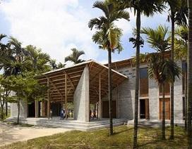Việt Nam có hai công trình đoạt giải tại Liên hoan Kiến trúc Thế giới