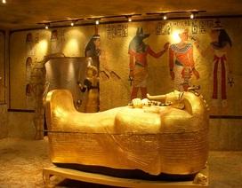 Chiêm ngưỡng kho báu trong hầm mộ Pharaông Ai Cập