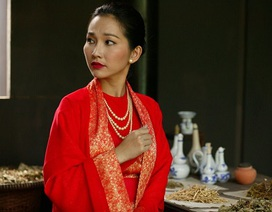 """Kim Hiền """"gây bão"""" khi hoá thân thành nàng Tống Thị mưu mô"""