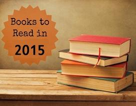 20 đầu sách hay nhất năm 2015