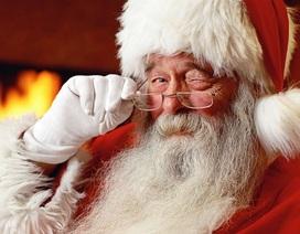 """Báo uy tín phải xin lỗi vì dám """"khai tử"""" ông già Noel"""