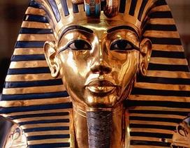Vẻ đẹp hoàn hảo của chiếc mặt nạ vàng ròng 3.300 năm tuổi