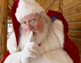 """""""Bí mật nghề nghiệp"""" của ông già Noel"""