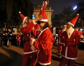 Ông già Noel đã hiện diện ở khắp nơi trên thế giới