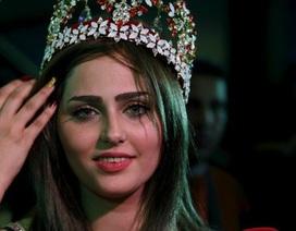 Sau hơn 4 thập kỷ, lần đầu tiên Iraq có… Hoa hậu