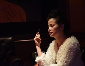 Nghệ sĩ Thanh Lê: Nghệ thuật là sang trọng
