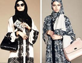 Thời trang dành cho phụ nữ đạo Hồi thắng thế trong năm 2016