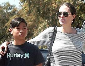 Angelina Jolie cùng con trai Pax Thiên tham gia lồng tiếng cho phim