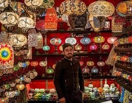 Hình ảnh đầy mê hoặc của khu chợ lâu đời nhất thế giới
