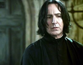 Nam diễn viên vào vai giáo sư Snape trong Harry Potter đã qua đời