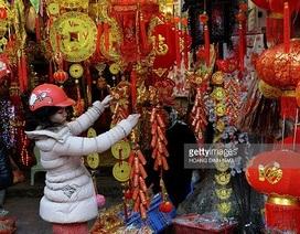 Người dân Châu Á tất bật hoàn thành những việc cuối cùng đón Tết