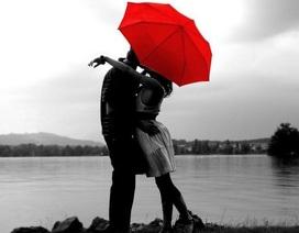 Bí mật bất ngờ của… nụ hôn