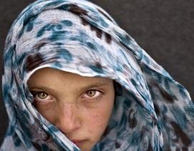 Chân dung buồn bã của những em bé Syria