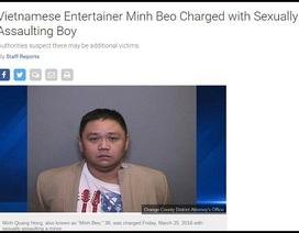 Báo Mỹ đồng loạt đưa tin về việc bắt giữ Minh Béo
