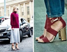 Cuối cùng phụ nữ đã có thể đi bộ bằng giày cao gót!