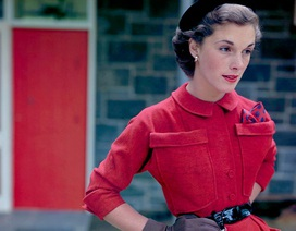 Kinh ngạc trước vẻ đẹp thời trang thời hậu chiến