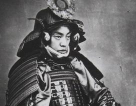 Bộ ảnh về những võ sĩ samurai cuối cùng