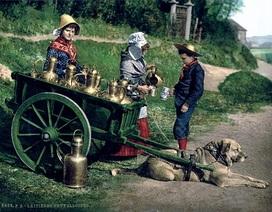 Thế giới trong những bức ảnh màu hiếm có cuối thế kỷ 19